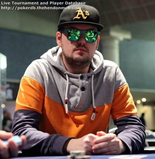 Marcin Wydrowski: Hendon Mob Poker Database