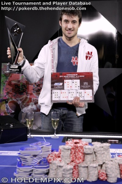 Remi Castaignon Hendon Mob Poker Database