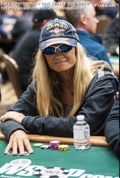 Marsha Wolak: Hendon Mob Poker Database