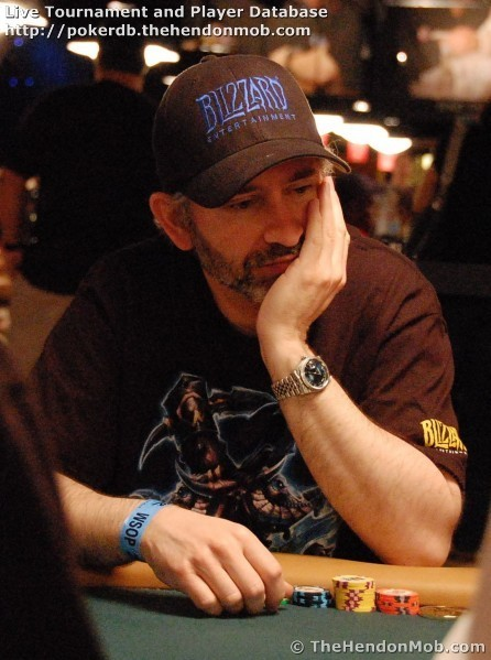 Michael Morhaime Hendon Mob Poker Database