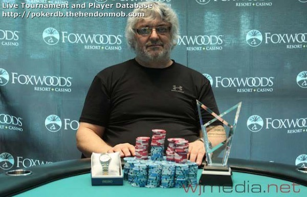 Foxwoods poker classic 2018 results