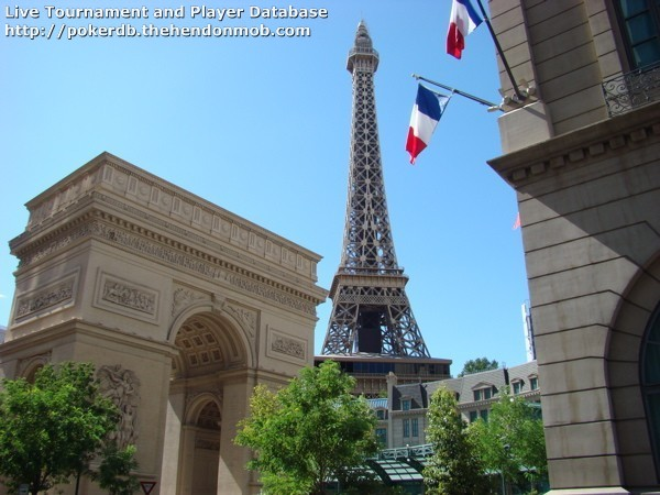 Paris Las Vegas photo