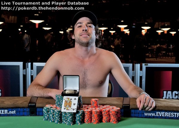 Pascal Lefrancois Hendon Mob Poker Database