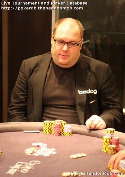 2010 World Series Of Poker Europe No Limit Hold Em