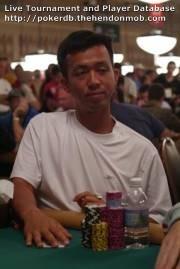 Hung tran poker
