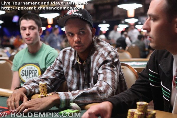 Phil Ivey's Gallery: Hendon Mob Poker Database