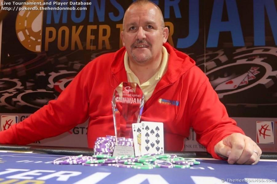 Gary Allen Hendon Mob Poker Database