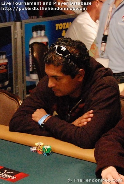 Rahul Kakar Hendon Mob Poker Database