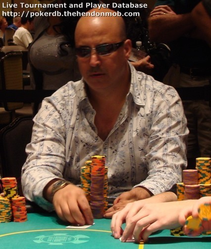 Ray Qartomy Hendon Mob Poker Database