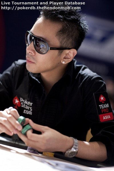 Raymond wu poker player