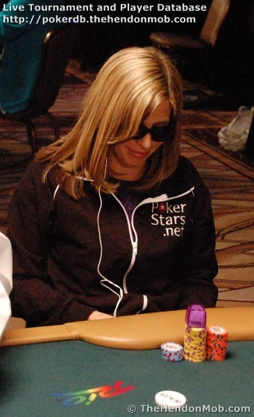rebecca campbell  hendon mob poker database