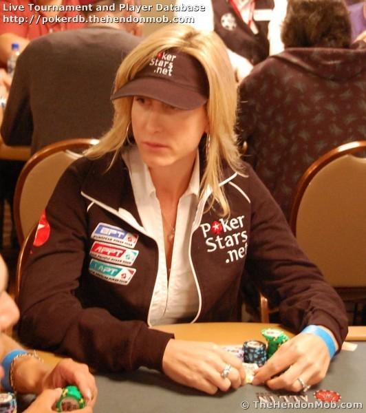 Rebecca montague poker