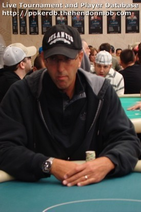 Robert Prinz Hendon Mob Poker Database