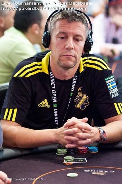 Roger Joffs: Hendon Mob Poker Database