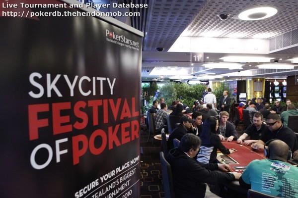 Skycity Poker