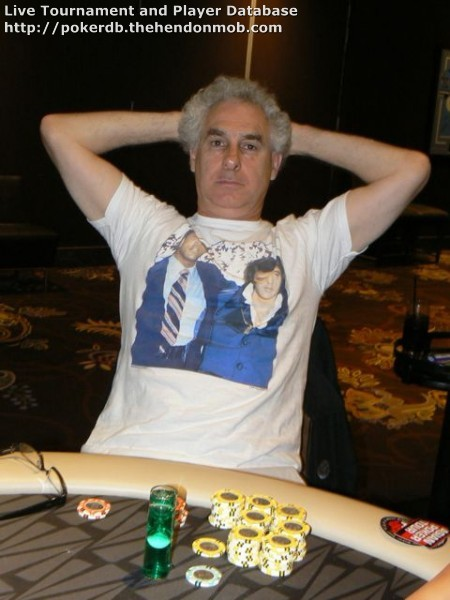 Andrew Scarf: Hendon Mob Poker Database