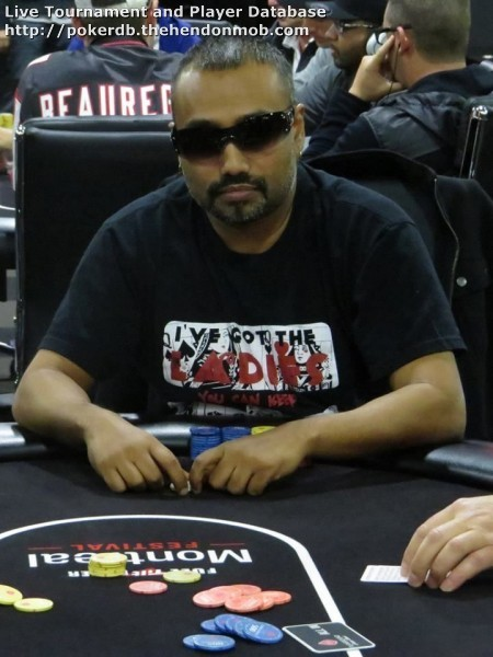 The Hendon Mob Poker Database