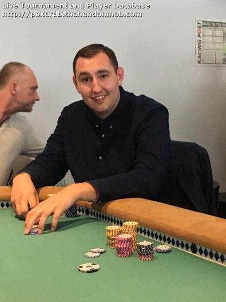 Martins Kleins: Hendon Mob Poker Database