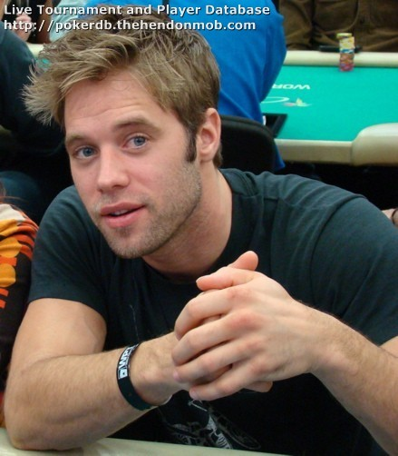 Shaun Sipos: Hendon Mob Poker Database