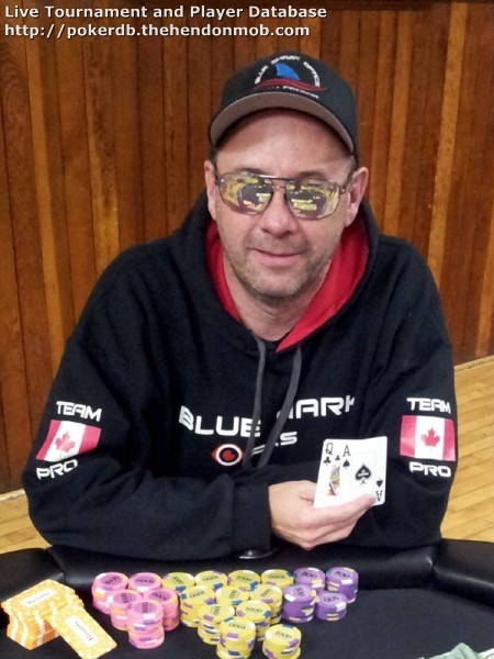 Poker port perry