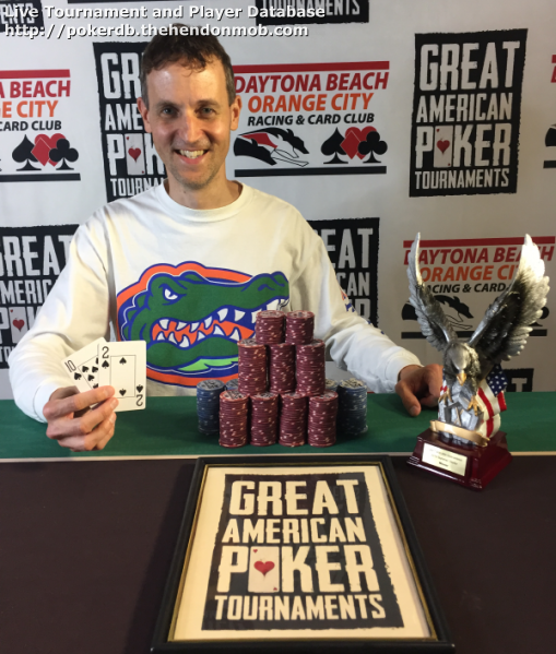 Warren Woodall: Hendon Mob Poker Database