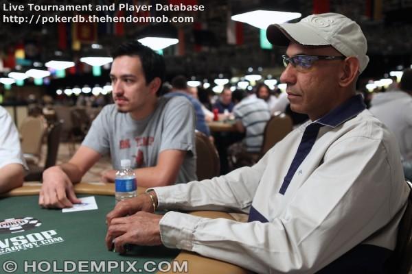 Surinder Sunar Hendon Mob Poker Database
