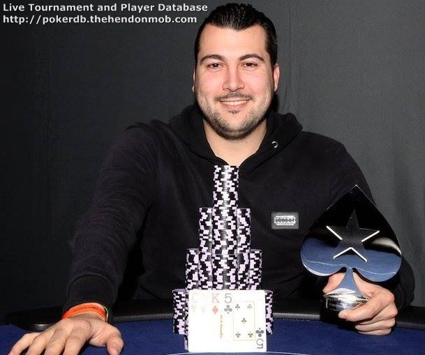 Anthony cruz poker casino gambetta lyon