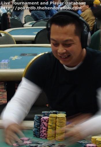 Thanh Luong: Hendon Mob Poker Database