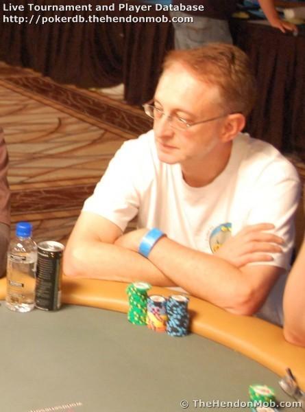 Trevor Pearlman: Hendon Mob Poker Database
