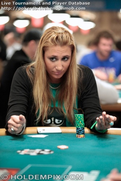 Vanessa Rousso Hendon Mob Poker Database