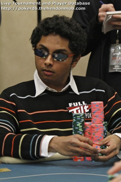 vivek rajkumar u0026 39 s gallery  hendon mob poker database