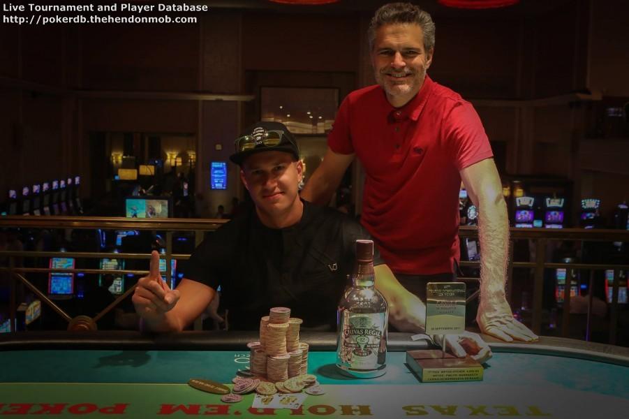 Kenneth Neri: Hendon Mob Poker Database
