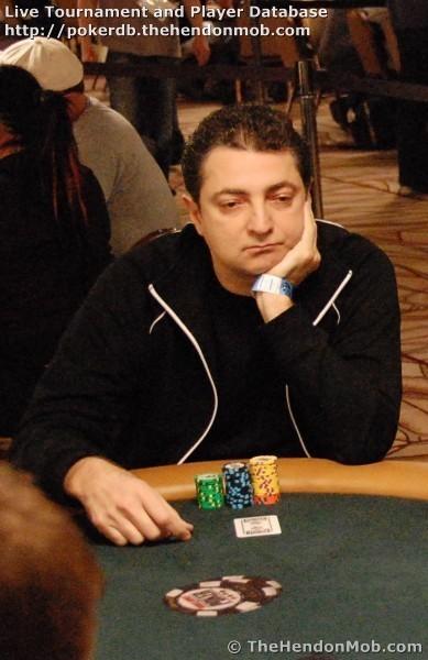 ziad alameddine hendon mob poker database