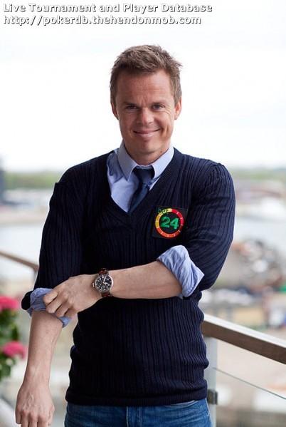 Anders Jensen Hendon Mob Poker Database