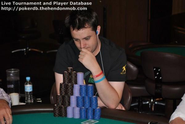 Ashley warner poker