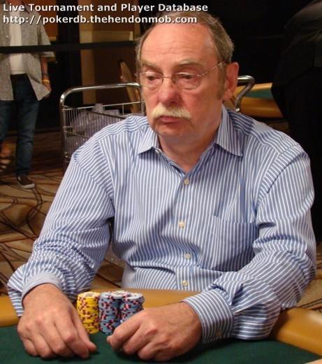Eric Vaughan: Hendon Mob Poker Database