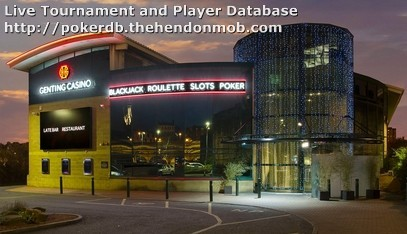 Circus casino stoke poker schedule