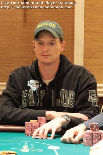 Jared Hamby Hendon Mob Poker Database