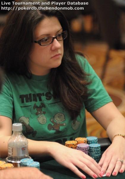 Jennifer oar poker