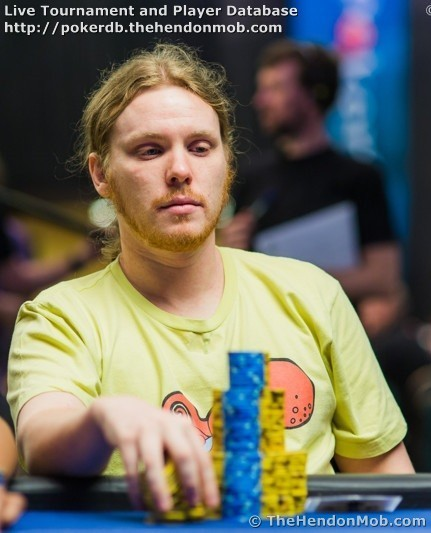Tom poker player metier caissier casino