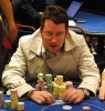 Richard Trigg, chip leader