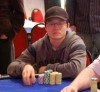 Colin Wu second in chips at the moment