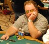 Greg Raymer with shades and fossil in the $5,000 6-handed NLHE, WSOP 2007