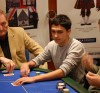 Rickie Vedhara at GCBPT 2008 Teesside Main Event Day 1B