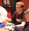 Rory Mathews at GCBPT 2008 Edinburgh final Table