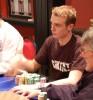 Rory Mathews at GCBPT 2008 Edinburgh final Table